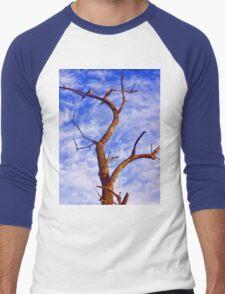 Reaching skyward Men's Baseball ¾ T-Shirt