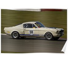 Shelby Mustang 350 GT (Jeffrey Pattinson) Poster