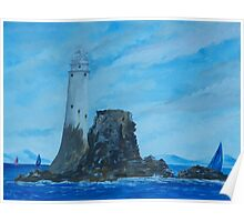 Fastnet Rock Lighthouse Poster