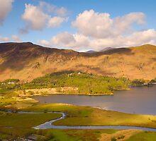 Suprise View, Keswick, Lake District by James Paul
