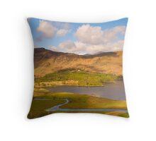 Suprise View, Keswick, Lake District Throw Pillow