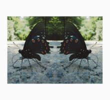 Pipevine Swallowtail Butterflies One Piece - Short Sleeve