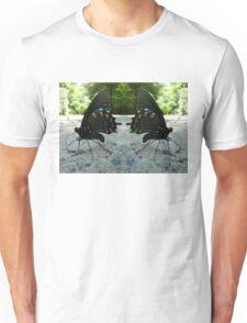 Pipevine Swallowtail Butterflies Unisex T-Shirt