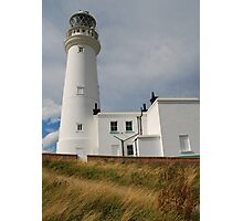 Flamborough lighthouse No 3 Photographic Print