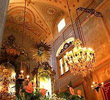 Andor no Altar...Nª Sª da Rocha by terezadelpilar~ art & architecture