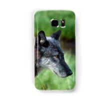 Grey Wolf     #0508 Samsung Galaxy Case/Skin