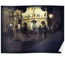 shadows of Prague Poster