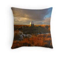 Fat Betty, Rosedale, North Yorkshire Moors Throw Pillow