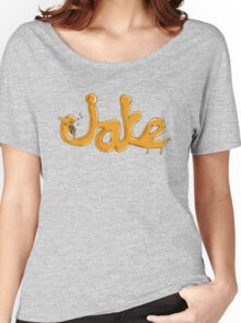 Adventure Time - Viola Playing Jake Women's Relaxed Fit T-Shirt