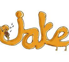 Adventure Time - Viola Playing Jake by izzyramm