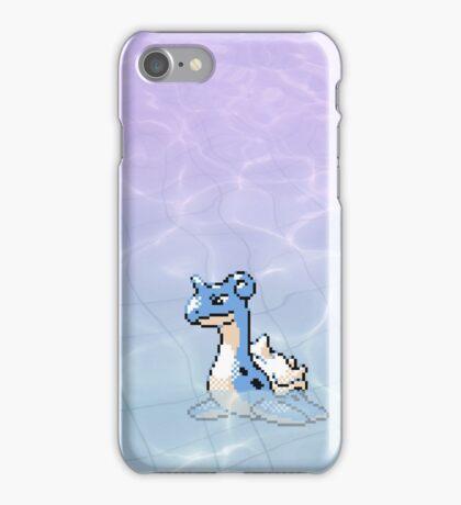 Lapras - Pokémon Aesthetics iPhone Case/Skin