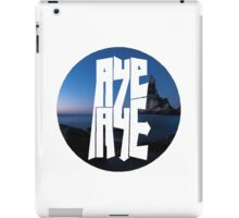 AYE AYE  iPad Case/Skin