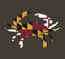 Maryland Flag Crab by welikestuff