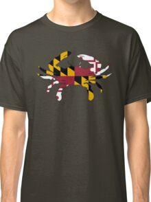 Maryland Flag Crab Classic T-Shirt