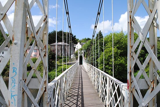 Shakey Bridge Cork by JamieOSullivan