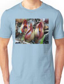 Skunk Cabbage - Spathe With Spadix  Unisex T-Shirt