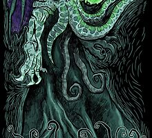 Cthulu by Extreme-Fantasy
