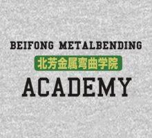 Beifong Metalbending Academy by ashleighdearest