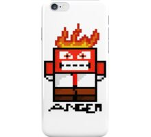 Anger! iPhone Case/Skin