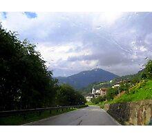Valle dei Mocheni Photographic Print