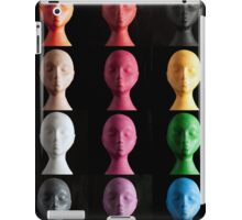 Polystyrene Heads - A Typology iPad Case/Skin