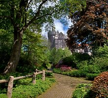 View of Casa Loma by Marilyn Cornwell