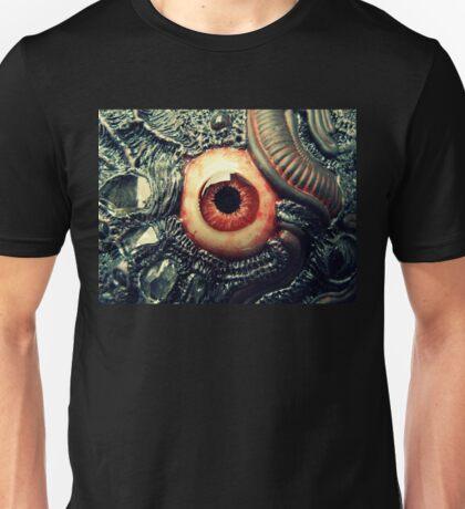 biomechanical eye Unisex T-Shirt