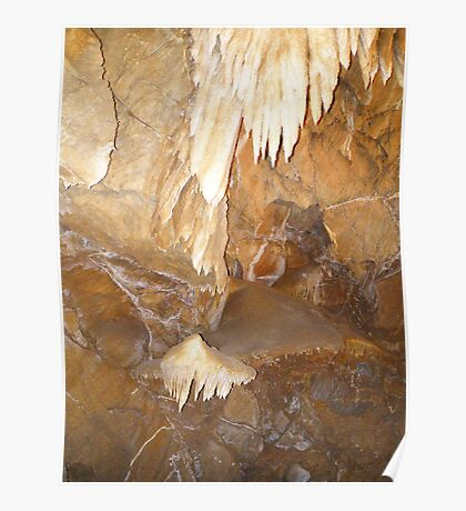 Stalactites -Gifts from Nature 6 Poster