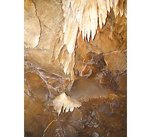 Stalactites -Gifts from Nature 6 Photographic Print