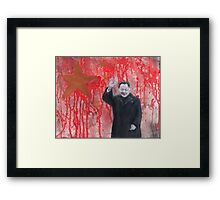 The Ghost of Deng Xiaoping Framed Print
