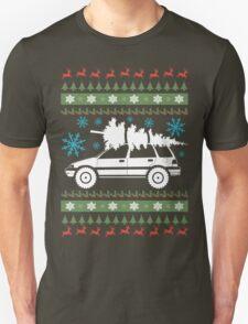 xmas wagon (lifted) T-Shirt