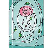 Mackintosh Rose Photographic Print