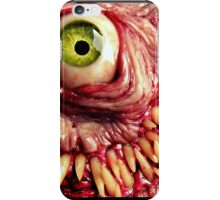 Green beast iPhone Case/Skin