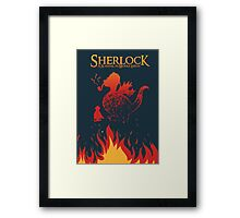 The Desolation of Smauglock Framed Print