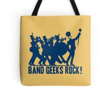 BAND GEEKS ROCK Tote Bag