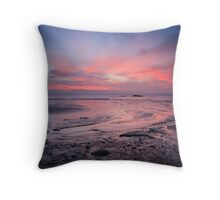 Dusk, Hopeman Throw Pillow
