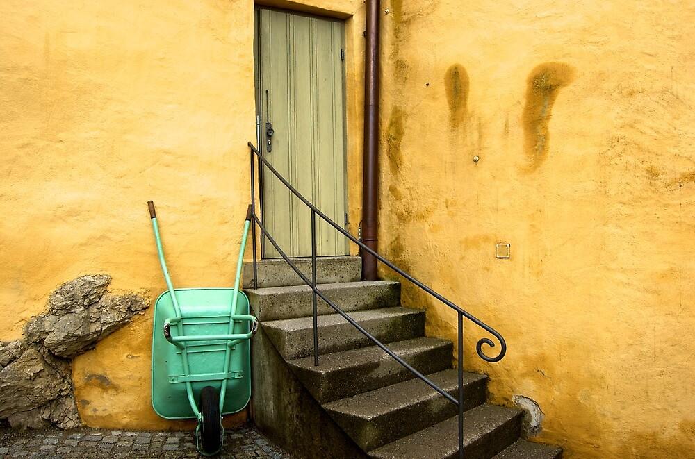 Servant's quarters, Hohenschwangau Castle by MikeyLee
