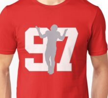 97 (Red) Unisex T-Shirt