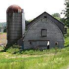 Hay Barn by Rusty Katchmer