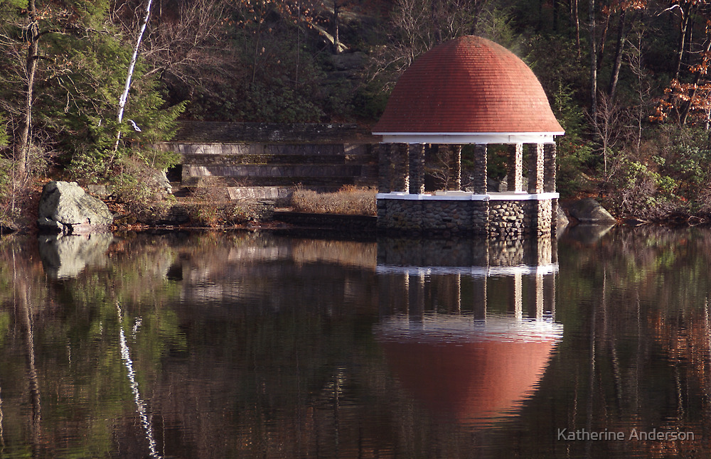Cogshall Park, Fitchburg, MA by Katherine Anderson