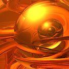 Eye Of Agamotto by Rhonda Blais