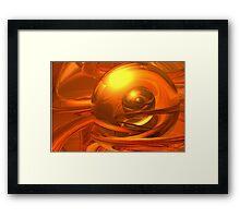 Eye Of Agamotto Framed Print