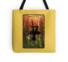 The Hanged Ballerina Tote Bag