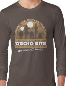 Droid Bar Long Sleeve T-Shirt