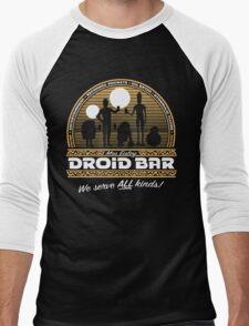 Droid Bar Men's Baseball ¾ T-Shirt