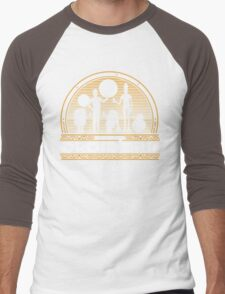Droid Bar Men's Baseball ¾ T-Shirt