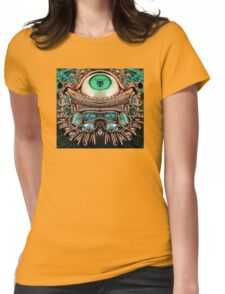 Tourmaline dream Womens Fitted T-Shirt