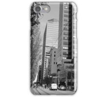 City Strollin iPhone Case/Skin