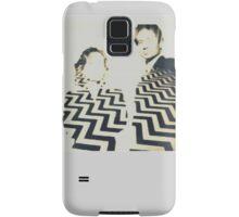 Black Lodge X-Files Samsung Galaxy Case/Skin