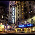 The Hotel San Carlos in downtown Phoenix by Mike Olbinski